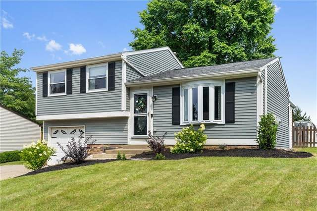 35 Forest Glen Drive, North Fayette, PA 15126 (MLS #1512580) :: The SAYHAY Team