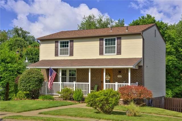 500 Moonridge Drive, Economy, PA 15042 (MLS #1513580) :: The SAYHAY Team