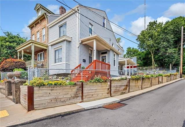 422 Catoma St, Fineview, PA 15212 (MLS #1517301) :: The SAYHAY Team