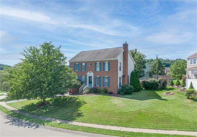 305 Valerie Dr, Cranberry Twp, PA 16066 (MLS #1520213) :: Dave Tumpa Team