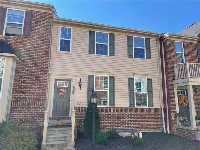 205 Thornapple Lane, Cranberry Twp, PA 16066 (MLS #1523822) :: Dave Tumpa Team