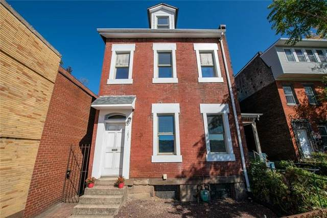1831 Boulevard Of The Allies, Downtown Pgh, PA 15219 (MLS #1524469) :: The SAYHAY Team