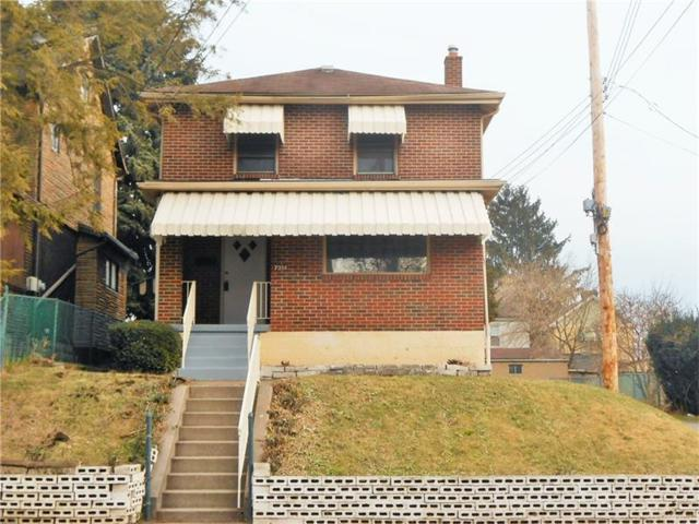 7314 Schley Ave, Swissvale, PA 15218 (MLS #1315453) :: Keller Williams Pittsburgh
