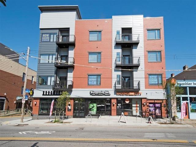 3607 Butler Street #203, Lawrenceville, PA 15201 (MLS #1318381) :: Keller Williams Pittsburgh