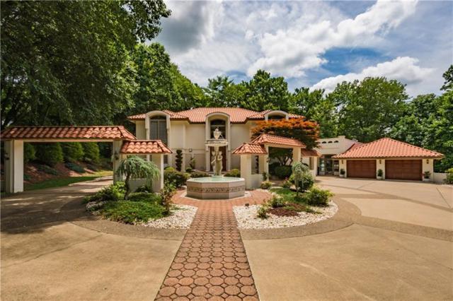 202 Pinewood Drive, Unity  Twp, PA 15601 (MLS #1346038) :: Broadview Realty