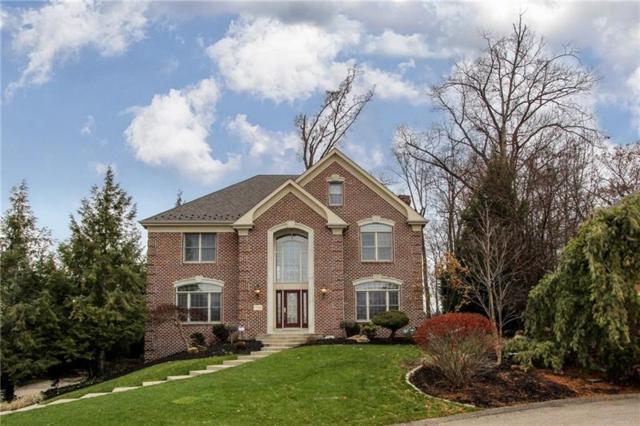 7110 Pinehurst Circle, Collier Twp, PA 15142 (MLS #1363347) :: Keller Williams Realty