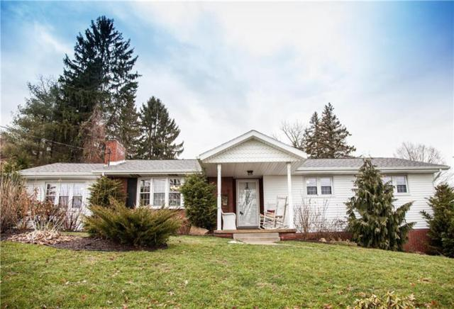 170 Summit Dr, Rostraver, PA 15012 (MLS #1368109) :: Keller Williams Realty