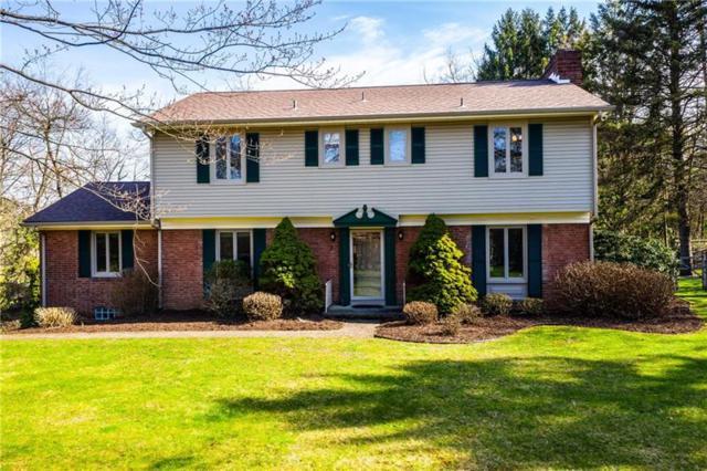 7 Chapel Ridge Drive, Fox Chapel, PA 15238 (MLS #1389078) :: Broadview Realty