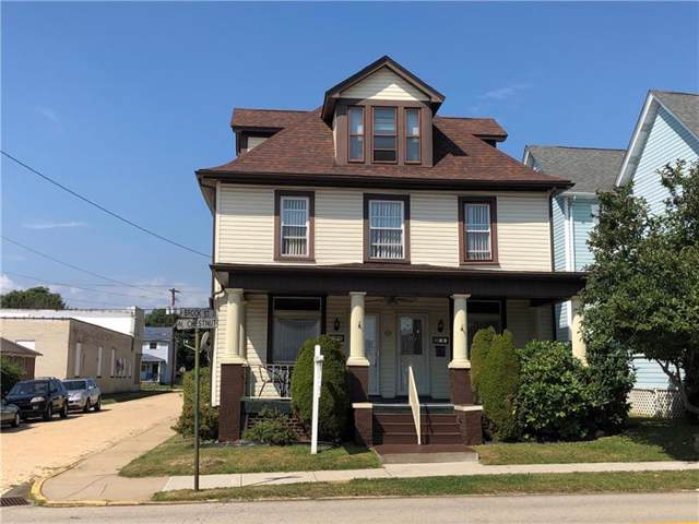 101 N Chestnut St, Scottdale, PA 15683 (MLS #1411460) :: RE/MAX Real Estate Solutions