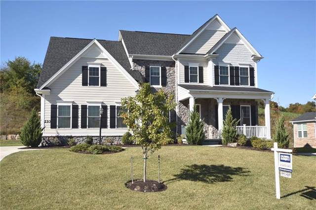 210 Evandale Rd, Cecil, PA 15317 (MLS #1415563) :: Broadview Realty