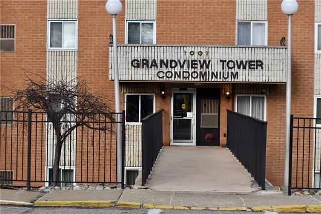 1001 Grandview Ave #1008, Bridgeville, PA 15017 (MLS #1432439) :: The Dallas-Fincham Team