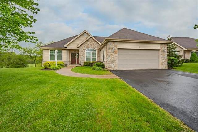 6091 Triple Crown Circle, Hempfield Twp - Wml, PA 15601 (MLS #1434264) :: Hanlon-Malush Team