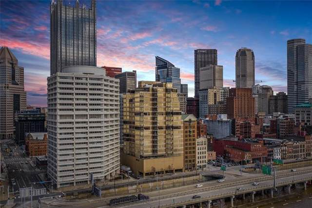 151 Fort Pitt Blvd #1406, Downtown Pgh, PA 15222 (MLS #1436362) :: RE/MAX Real Estate Solutions
