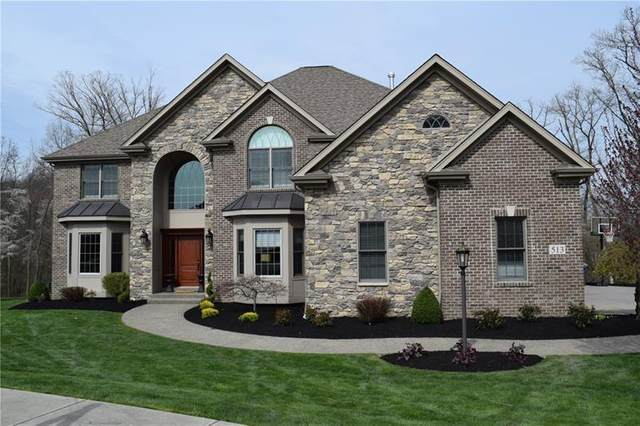 513 Foxwood Drive, Cranberry Twp, PA 16046 (MLS #1440433) :: Dave Tumpa Team