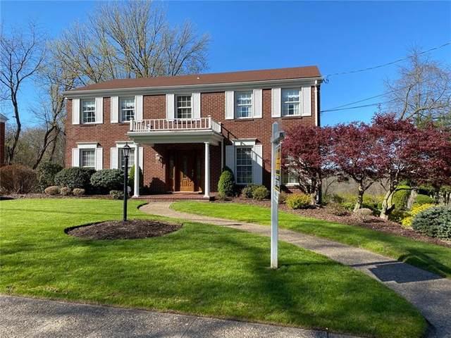 133 Penhurst Drive, Wilkins Twp, PA 15235 (MLS #1440545) :: RE/MAX Real Estate Solutions