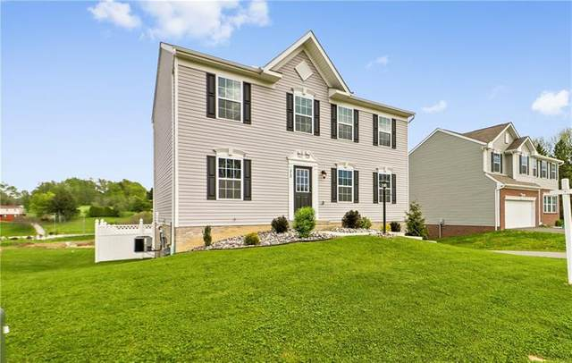 313 Stump Drive, Rostraver, PA 15012 (MLS #1441406) :: Hanlon-Malush Team