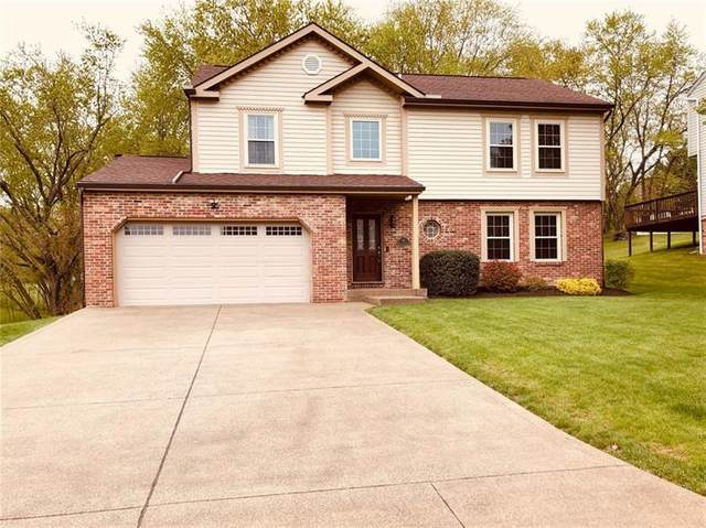 86 Forest Glen Dr, North Fayette, PA 15126 (MLS #1443910) :: Dave Tumpa Team