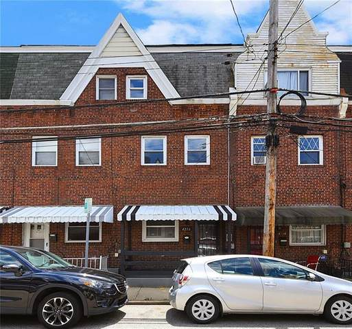 4216 Milgate St, Bloomfield, PA 15224 (MLS #1449158) :: Broadview Realty