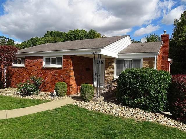 5031 Leona Drive, Baldwin Boro, PA 15227 (MLS #1458192) :: RE/MAX Real Estate Solutions