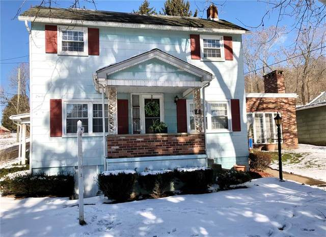 1125 Clarion Ave, Parks Twp, PA 15690 (MLS #1474333) :: Dave Tumpa Team