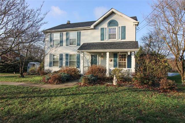 500 Geyser Rd, Robinson Twp - Nwa, PA 15205 (MLS #1477263) :: RE/MAX Real Estate Solutions
