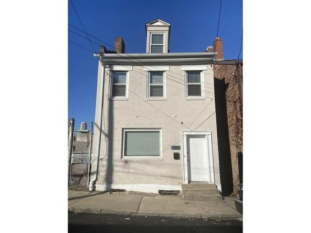 1011 Freyburg St, South Side, PA 15203 (MLS #1477432) :: The SAYHAY Team