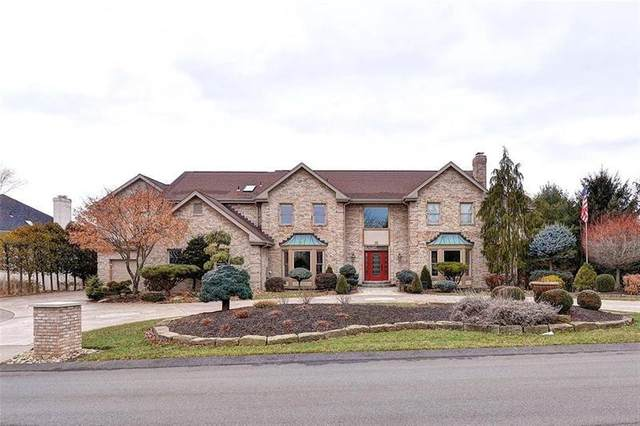 104 Gatehouse, Moon/Crescent Twp, PA 15108 (MLS #1484841) :: The SAYHAY Team