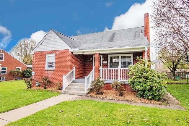620 Vine St, City Of Greensburg, PA 15601 (MLS #1494010) :: Broadview Realty
