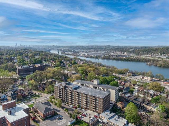 301 S Home Ave #601, Avalon, PA 15202 (MLS #1498605) :: The SAYHAY Team