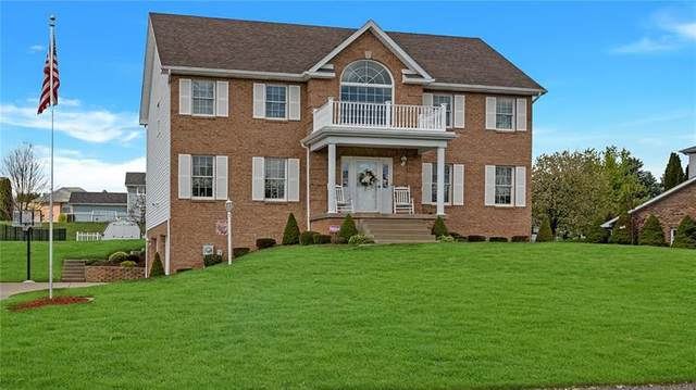 120 Rosewood Drive, Center Twp - Bea, PA 15001 (MLS #1502657) :: Broadview Realty