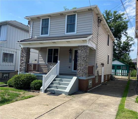 7726 Forbes Ave, Regent Square, PA 15221 (MLS #1505209) :: Dave Tumpa Team