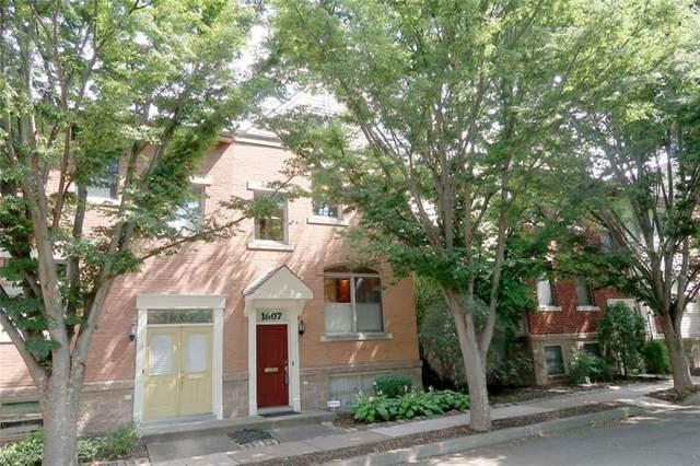 1607 Merriman Ct., South Side, PA 15203 (MLS #1510546) :: Dave Tumpa Team