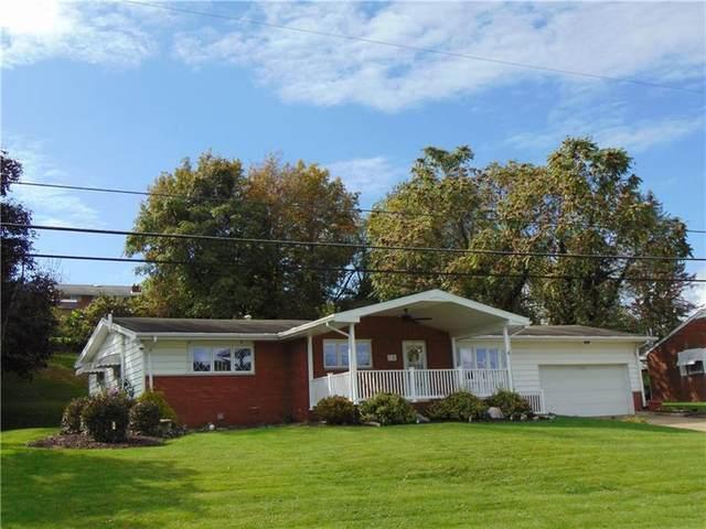 620 Circle Drive, Rostraver, PA 15012 (MLS #1515226) :: Broadview Realty