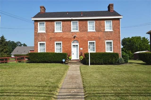 892 Greentree Rd, Green Tree, PA 15220 (MLS #1515296) :: Dave Tumpa Team