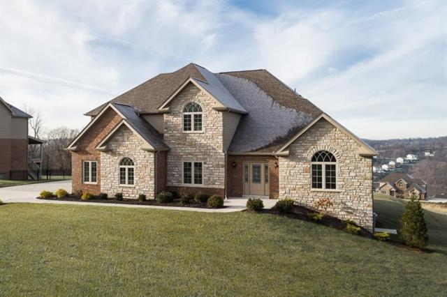 602 Drover Drive #8, Peters Twp, PA 15367 (MLS #1338523) :: Broadview Realty