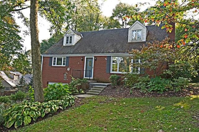 229 Brookside Blvd, Upper St. Clair, PA 15241 (MLS #1363968) :: Broadview Realty