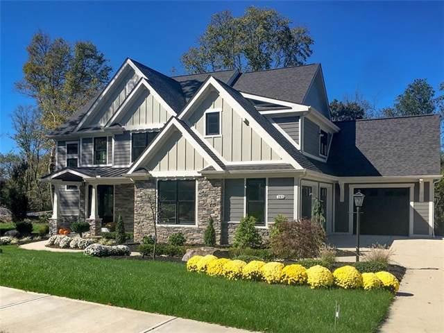 143 Lynwood Drive, Adams Twp, PA 16033 (MLS #1393369) :: Broadview Realty