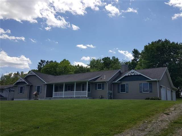 742 Sarsi Trail, Coolspring Twp, PA 16137 (MLS #1439100) :: Broadview Realty