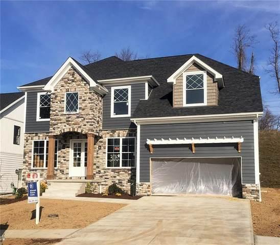 376 (LOT 615C) Buckingham Drive, Peters Twp, PA 15102 (MLS #1459956) :: Broadview Realty