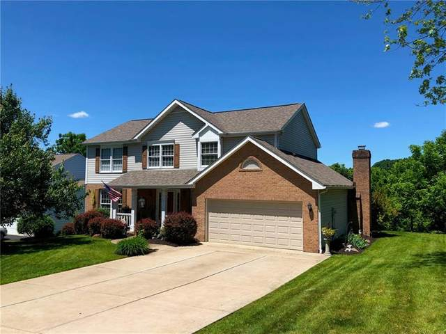 112 Creekside Ct, Peters Twp, PA 15367 (MLS #1463383) :: Hanlon-Malush Team