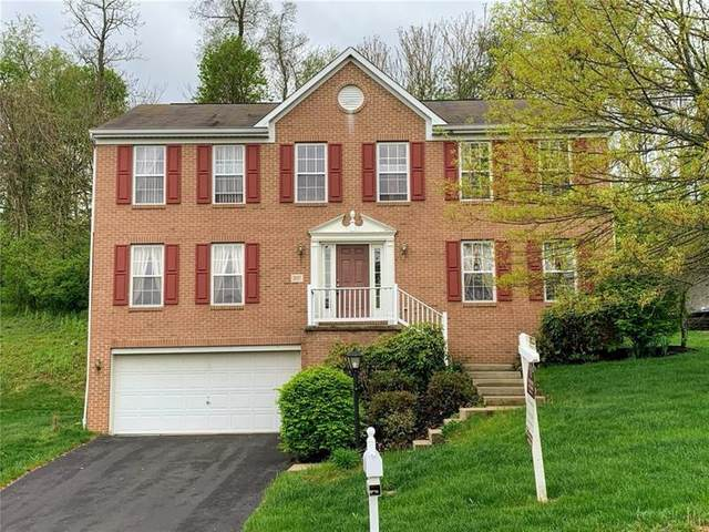 207 Buffalo Ridge Road, Peters Twp, PA 15317 (MLS #1487119) :: Broadview Realty