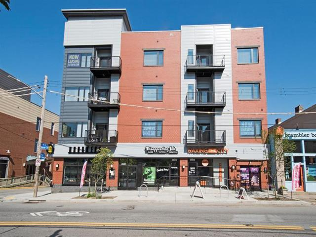 3607 Butler Street #204, Lawrenceville, PA 15201 (MLS #1290054) :: Keller Williams Pittsburgh