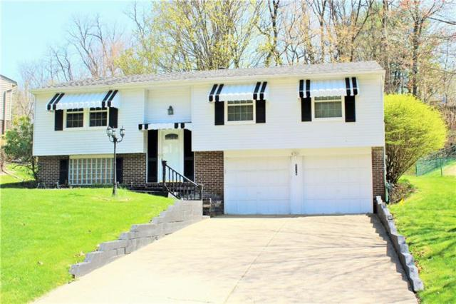 2116 Old Dominion Dr, Monroeville, PA 15146 (MLS #1318955) :: Keller Williams Realty