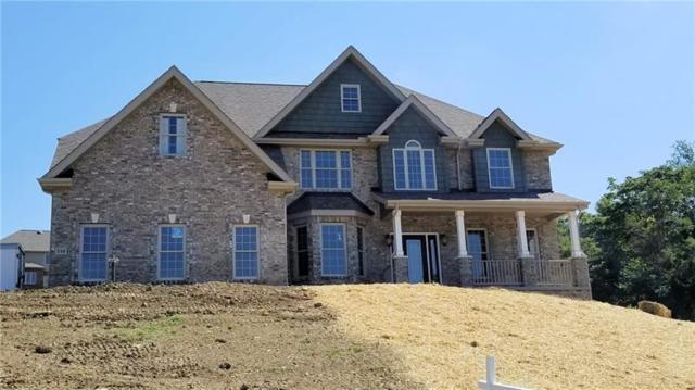 510 Saddlewood Drive #5, Peters Twp, PA 15367 (MLS #1340827) :: Keller Williams Pittsburgh