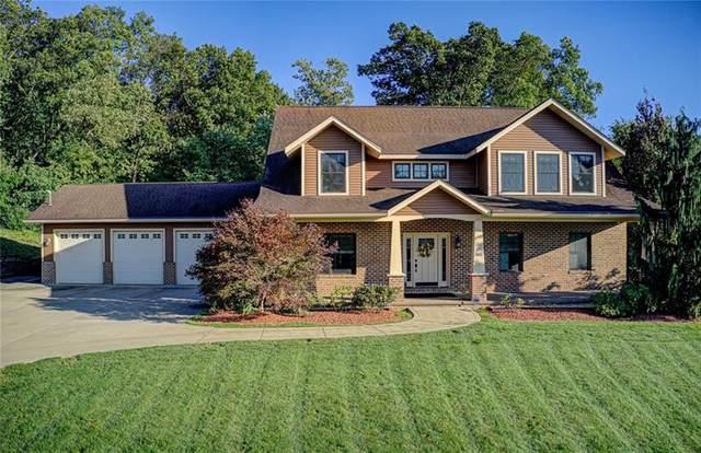 502 Shumaker Drive, Monroeville, PA 15146 (MLS #1518461) :: Dave Tumpa Team