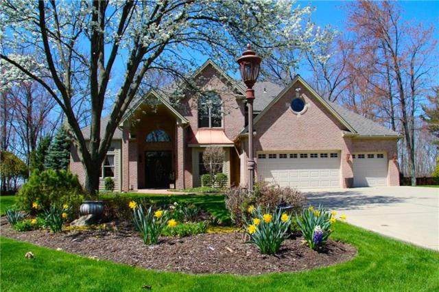 116 Starview Ln, Cranberry Twp, PA 16066 (MLS #1320141) :: Keller Williams Realty