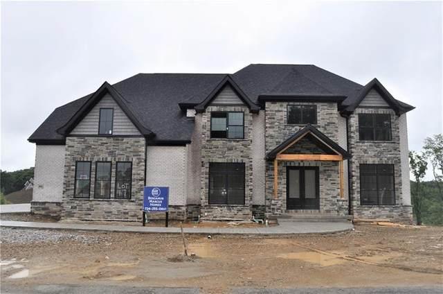 104 Eagle Ridge Drive - Lot 17, Cranberry Twp, PA 16066 (MLS #1473355) :: Broadview Realty