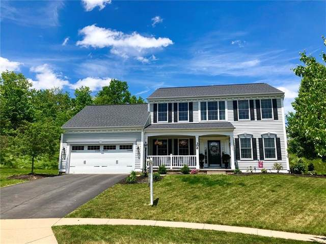 306 Apricot, Cranberry Twp, PA 16066 (MLS #1441637) :: Dave Tumpa Team