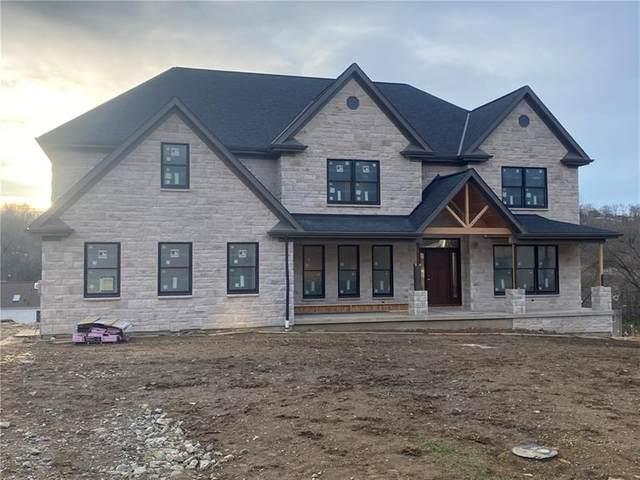 428 Forest Estates Dr, Upper St. Clair, PA 15241 (MLS #1450846) :: The Dallas-Fincham Team