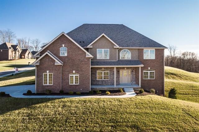 600 Saddlewood Drive L 7, Peters Twp, PA 15367 (MLS #1323941) :: Broadview Realty